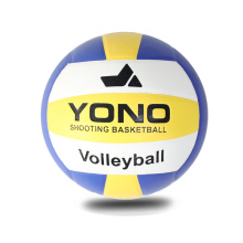 Фабрика метки частного назначения оптовой тренировки мяч PU таможни стандартный размер гигантский волейбол мяч