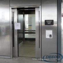 Dongguan Persons Mall Residential 400kg Antique Glass Passenger Elevator