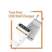 Ladegerät 2Port USB Charger Fast Charger