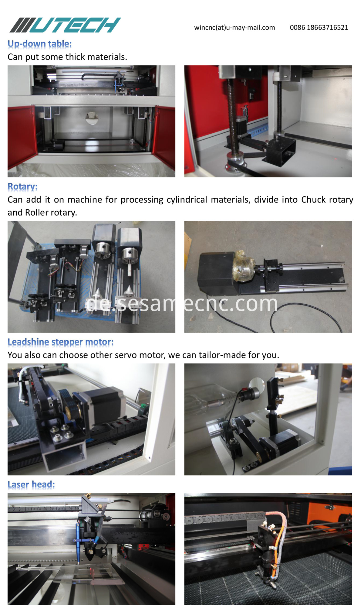 granite photo laser engraving machine