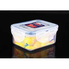 2015 Hot Sale China caixa de comida de plástico com tampa