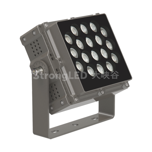 Proyector LED IP66 DC24V RGB TF1D-150mm