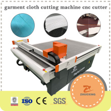 Fabric CNC Cutting Machine Garment Industry