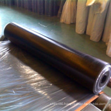 Black Abrasion Resistant SBR Rubber Sheeting