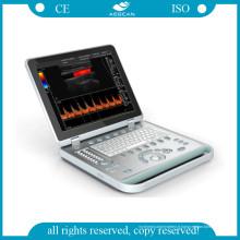 Machine à ultrasons portative d'hôpital bon marché AG-Bu005