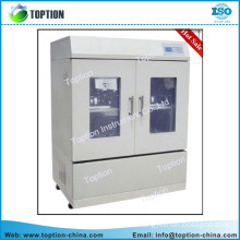 Best price double air thermostatic oscillator for biological samples TOPT-1112B