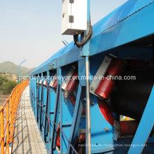 Rohr- / Rohr-Gurtförderer-Ausrüstung für Papiermühle / Papierfabrik
