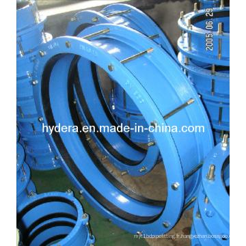 Accouplement en fonte ductile pour tuyaux