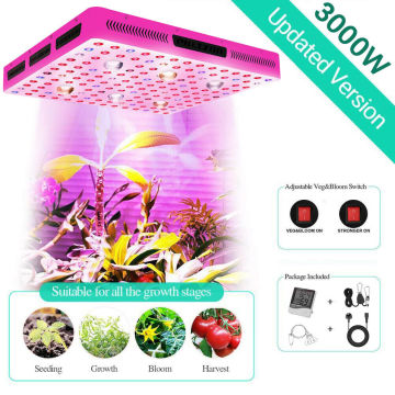 Phlizon 600W COB LED Grow nhẹ