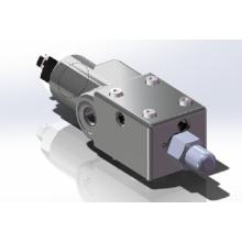 Válvula DRG de controle de bomba hidráulica