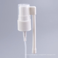 Pulvérisateur médical de pompe à sertir en plastique, pulvérisateur nasal (NS17)