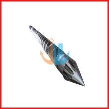 PP/ PE screw barrel for plastic injection molding machine