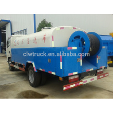 china factory supply Dongfeng 3000L high pressure cleaning vehicle