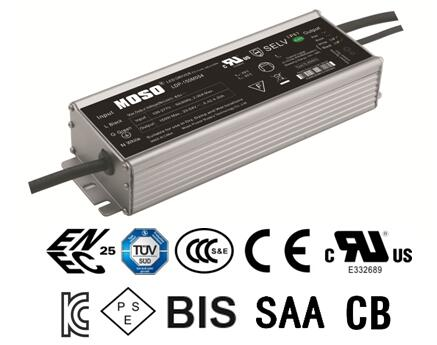 LDP-150w Pic with certification logo