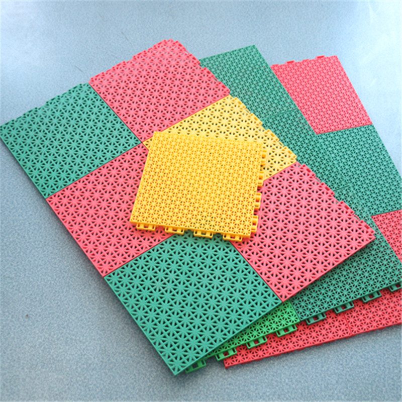 Portable Removable Pp Tile