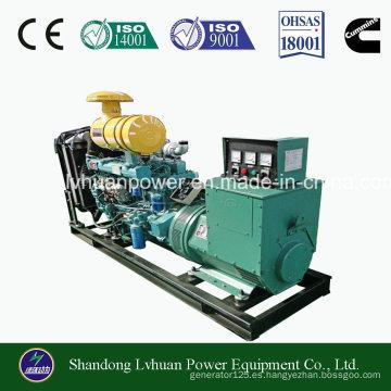 China Mini generador diesel del vatio 50kw casa / planta de energía espera