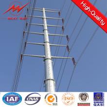 45FT GNCP poste galvanizado acero eléctrico
