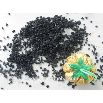El fabricante de carbón activo suministra carbón activo de cáscara de coco granular para purificación de agua