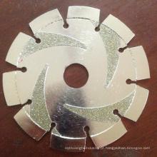 Disco de moagem de diamante de 250 mm para betão