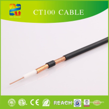 Copper Cable CT100 Coaxial Cable with PVC Jacket