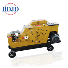 Metal Cutting Round Rebar Cutting Machine GQ Series