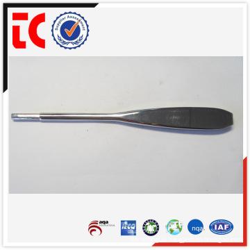Plated custom made zinc echometer accessory die casting