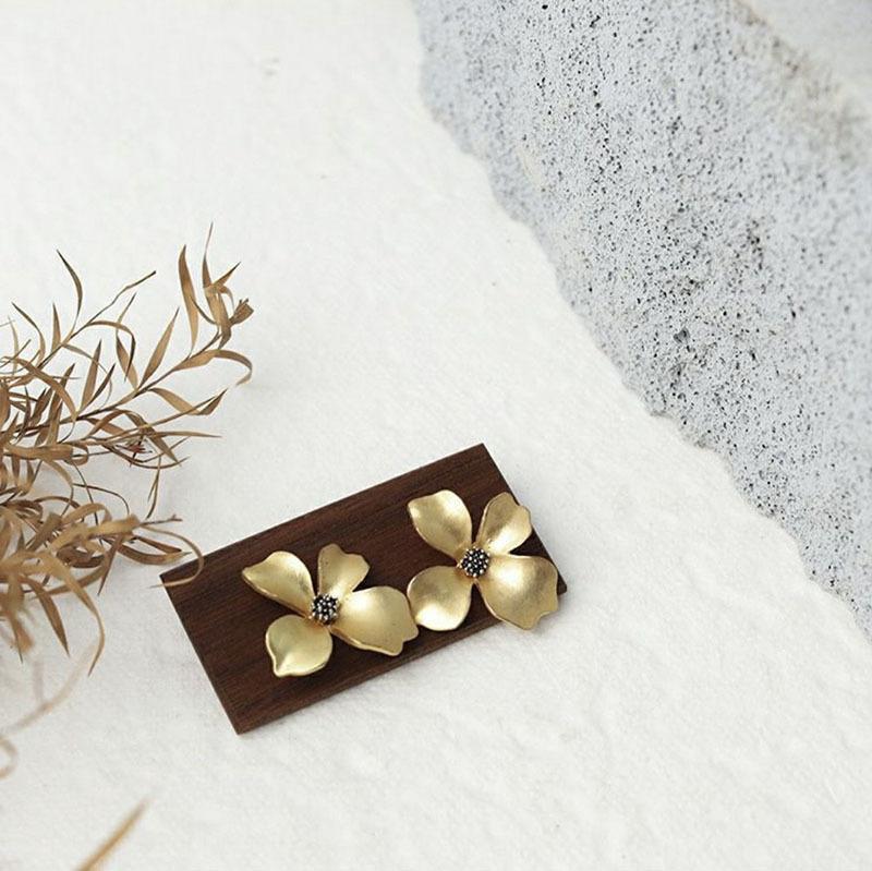 wooden Jewelry Display Set Luxury