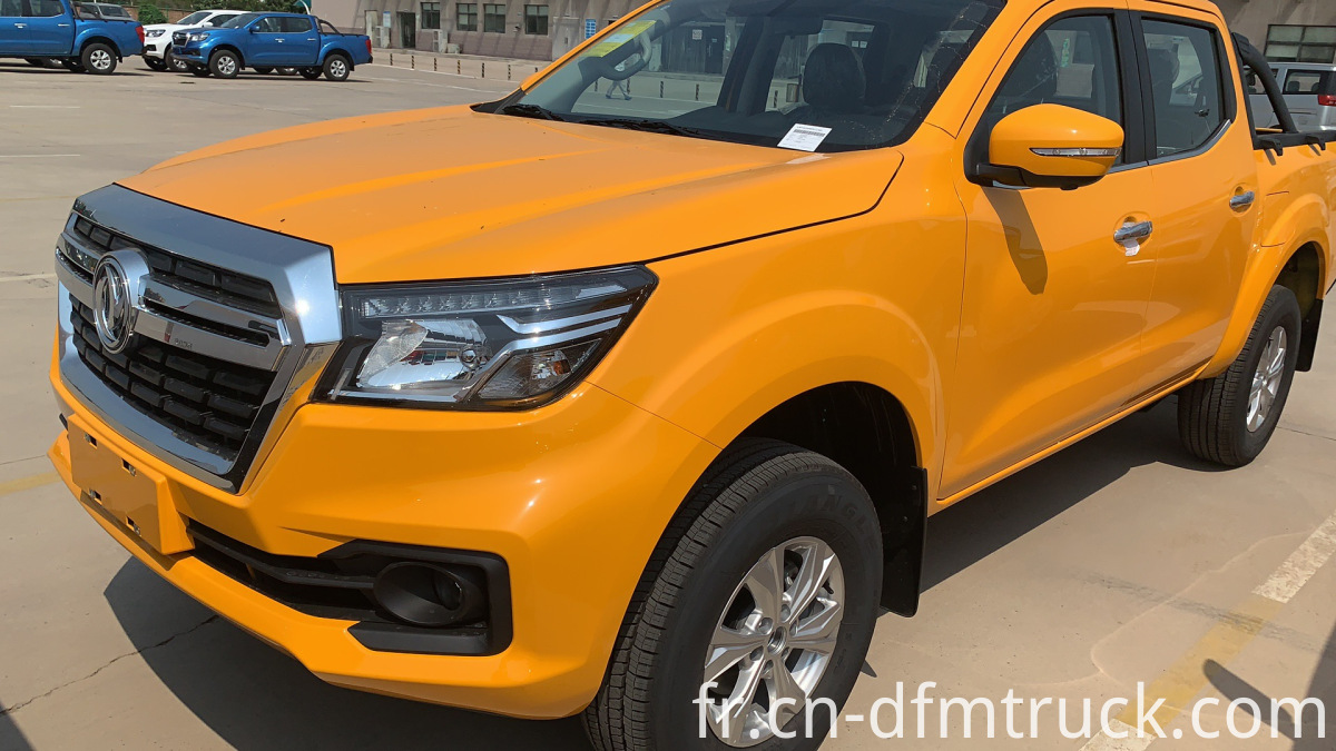 Dongfeng RICH 6 Pickup Truck (11)