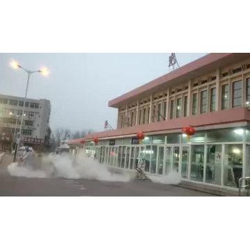 heavy fog machine  handheld fog machine