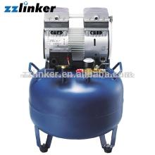 Compresseur d'air exempt d'huile, alimentation de l'unité dentaire