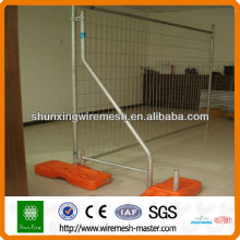 ISO9001 Shunxing Galvanized Temporary Fencing