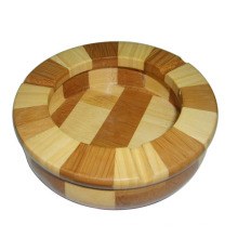 Lot of 120 Roundness Wooden Ashtray