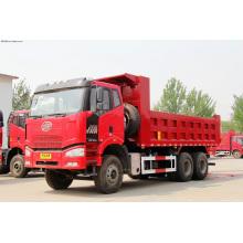 Faw 6X4 335HP 25ton 30ton Camião Basculante