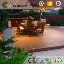 Residential WPC Decking Building