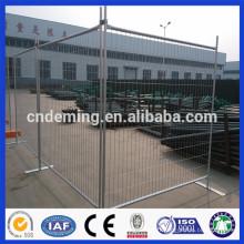 2016 Clôture temporaire galvanisée à chaud de l'usine chinoise