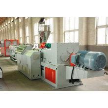 Kunststoff PVC Rohrextrusionsmaschinen