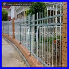 DM palisade steel fence /garden fences in best price