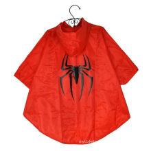 OEM Child PVC rainwear with hood