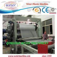 0.2mm Thickness of Plastic PP PE ABS HIPS Sheet Machinery