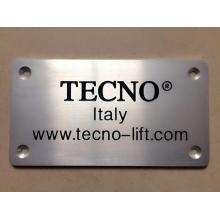 Etched Aluminum Signs and Nameplates