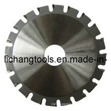 Diamond Blades with Segment Type for Dry Cutting