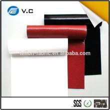 Fabricant professionnel de vente chaude Prix compétitif Revêtement en fibre de verre revêtu de silicone