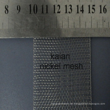 Ni1, Ni2, Ni3 Nickel Braid Mesh für Strom / Batterie / Filter ----- 30 Jahre Fabrik