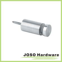 Tornillo conector de vidrio de acero inoxidable para soportes de señal (BA305)