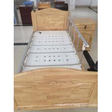Деревянная электрическая двойная функция Больничная кровать
