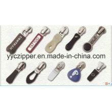 Yyc todos los tipos de Zinc-aleación Auto Lock Zipper Slider