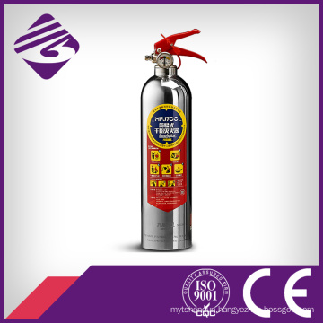 Jnm700 Home Portable ABC Dry Powder Stainless Steel Fire Extinguisher