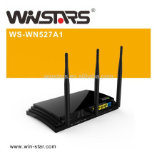 750Mbps wireless router, dualband wifi router, 3 x 5DBi omni directional antennas