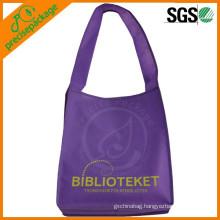 Long Shoulder Non Woven Bag For Shopping