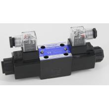 Válvulas direccionales accionadas por solenoide serie DSG-01 NG06
